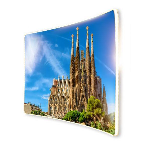 Barcelona ivelt infra panel